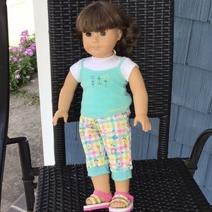 American Girl Picnic Time Outfit